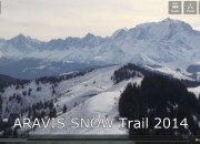 Aravis Snow Trail 2014