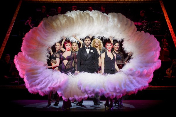 Chicago, Billy Flynn (Pasquale Aleardi) © Stage Entertainment