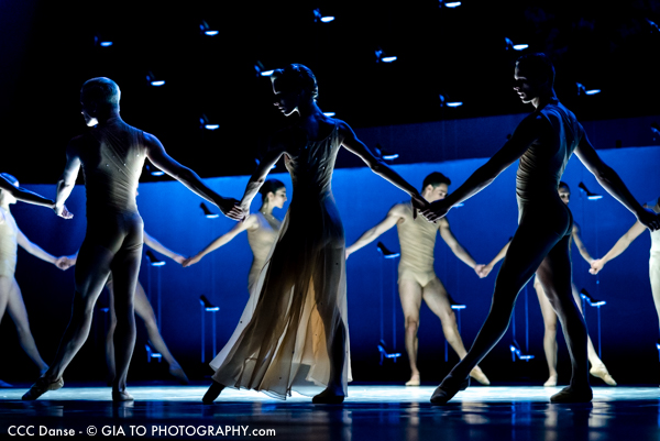Cendrillon du Malandain Ballet Biarritz - photo Gia To